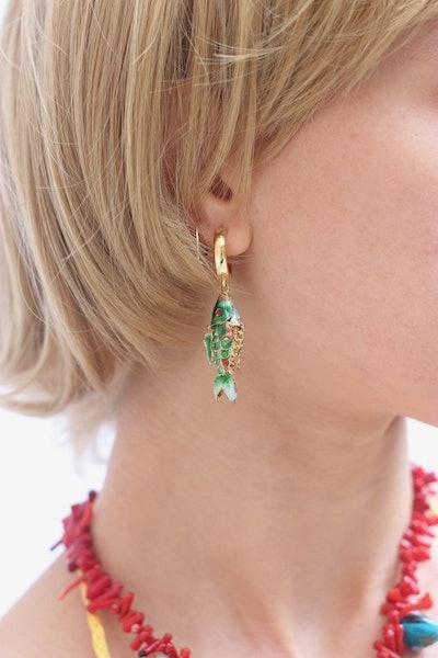'Poisson' Earring