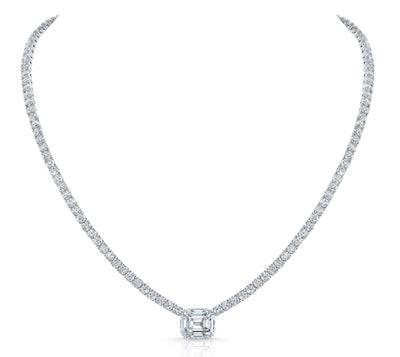 Forevermark x Anita Ko Exceptional Diamond Necklace