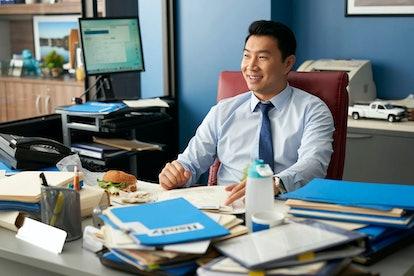 Simu Liu stars as Jung Kimon the Canadian comedy series 'Kim's Convenience.'