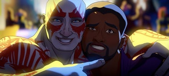 T'Challa Star Lord Episode 2 recap Chadwick Boseman