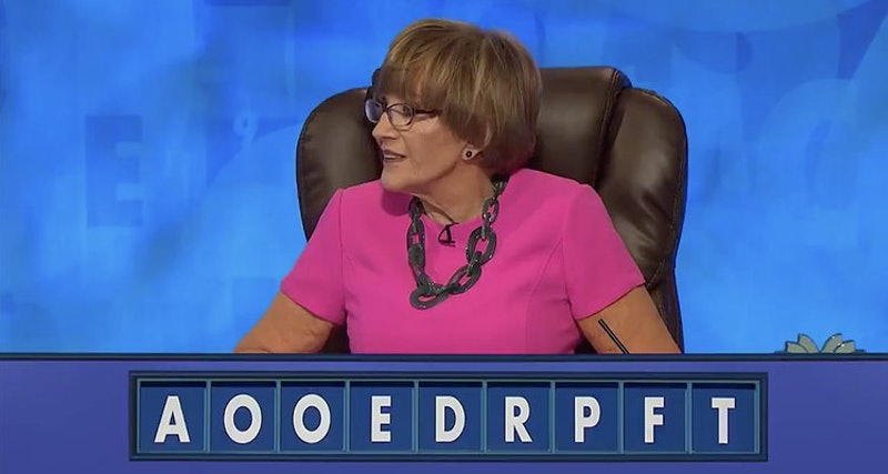 'Countdown' on Channel 4