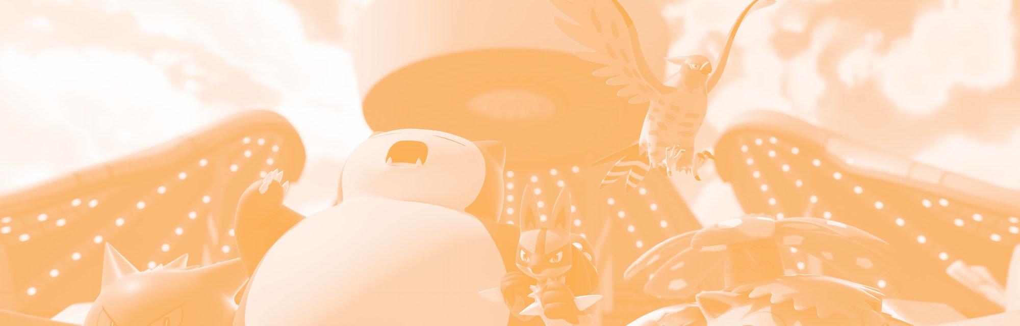 pokemon unite team takedown screenshot