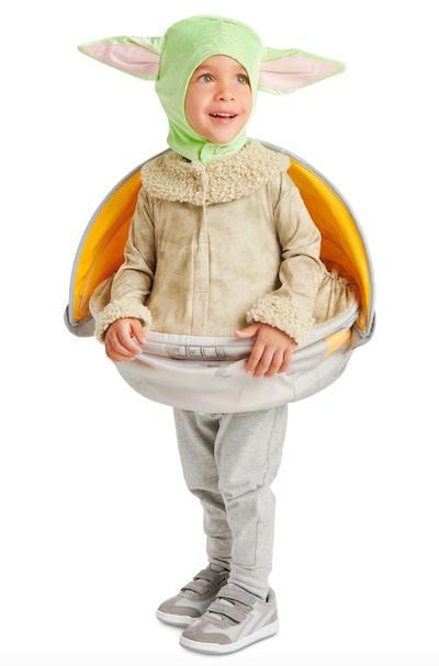 Grogu Hover Pram Costume for Toddlers – 'Star Wars: The Mandalorian'