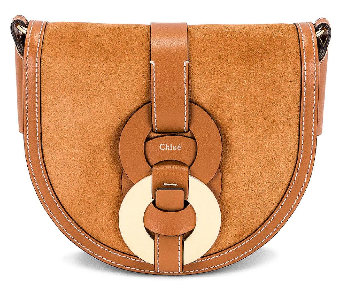 Chloé's Darryl Saddle Crossbody bag.