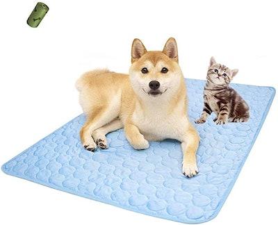MICROCOSMOS Pet Cooling Mat