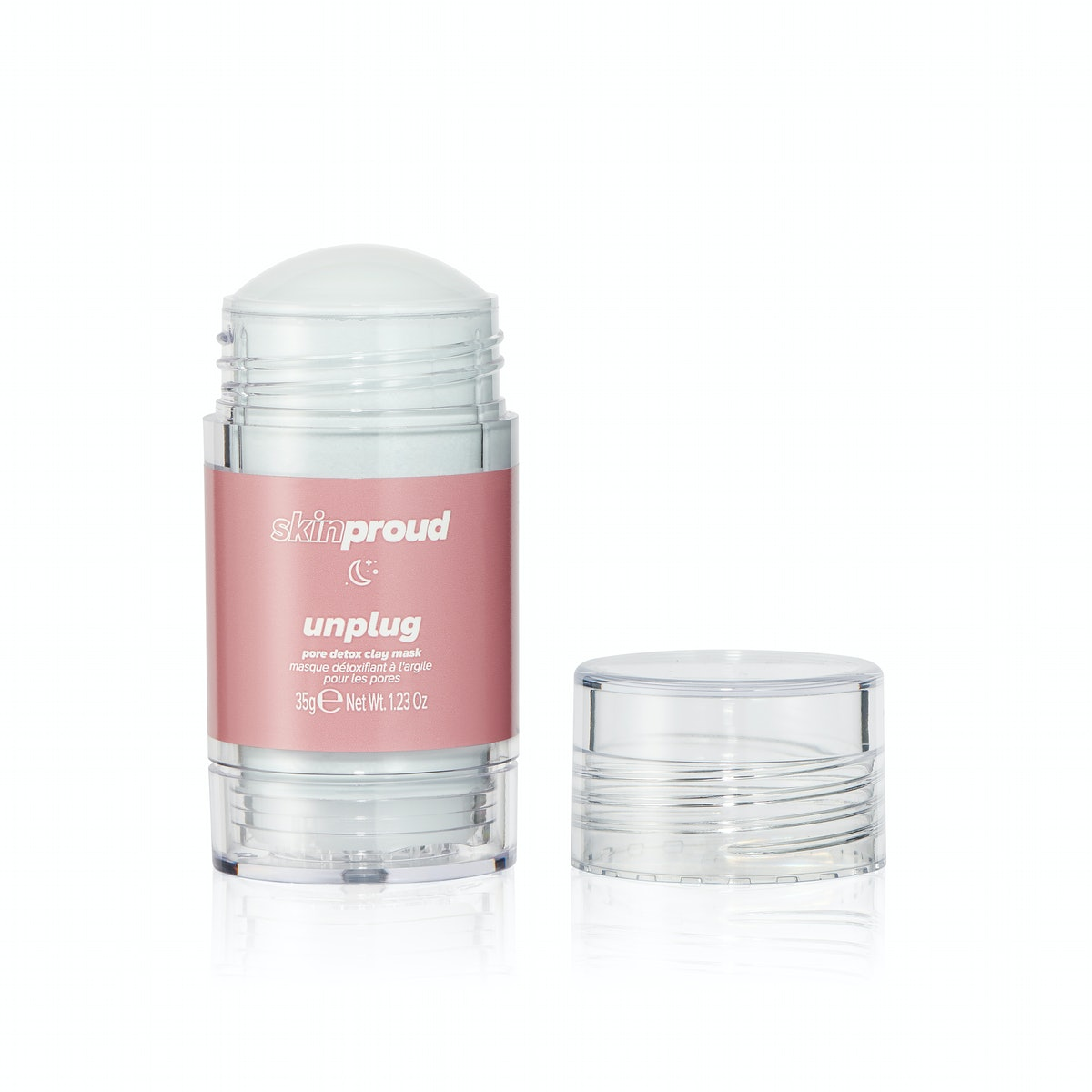 Skin Proud Unplug Pore Detox Clay AHA Mask