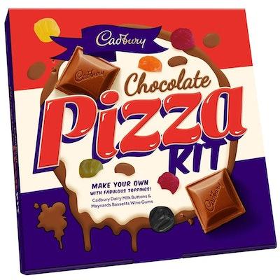 Cadbury Dairy Milk Chocolate Pizza Kit