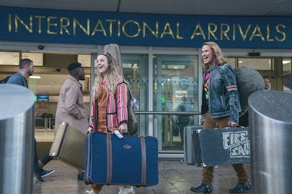 Rachel McAdams and Will Ferrell star in 'Eurovision,' a Netflix original streaming romance musical. ...