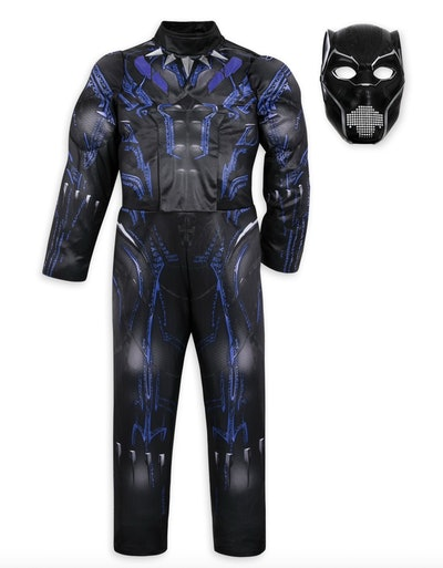 Black Panther Light-Up Adaptive Costume for Kids