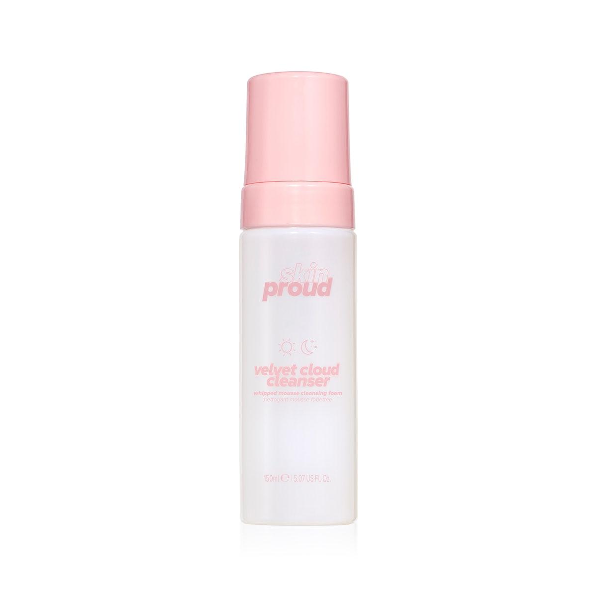 Skin Proud Velvet Cloud, Foaming Facial Cleanser
