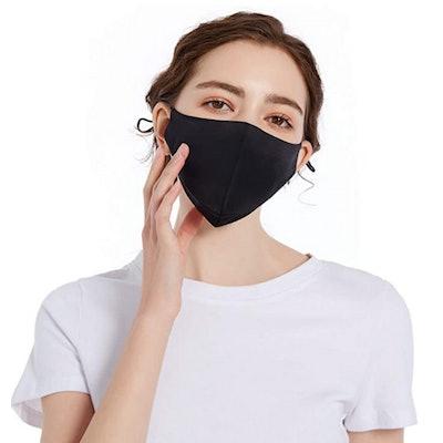 ROSEWARD 100% Mulberry Silk Face Mask