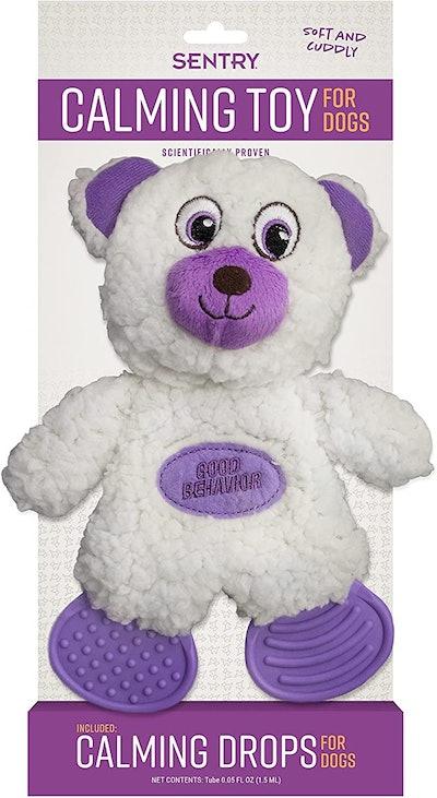 Sentry Good Behavior Plush Bear Toy