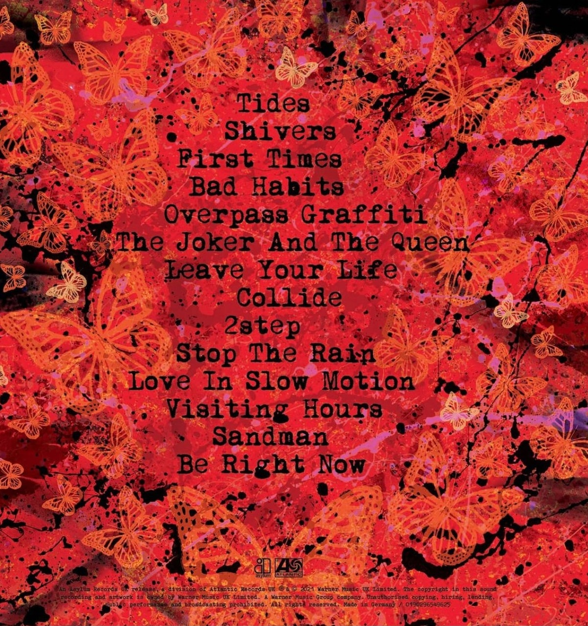 Ed Sheeran announced the tracklist to Equal.