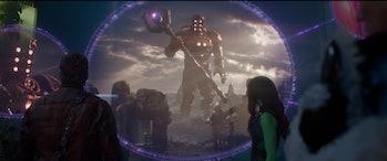 Eternals Celestials Galactus Eson the searcher