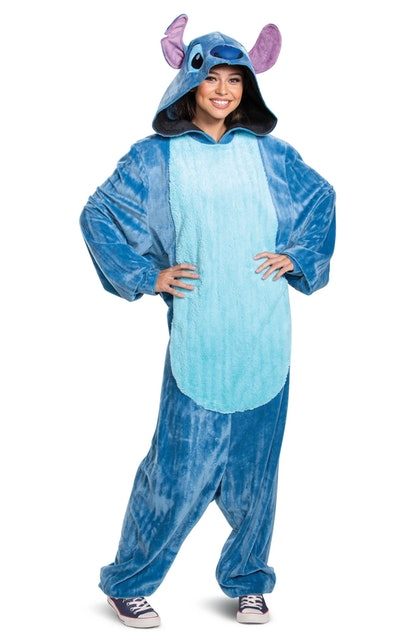 Stitch Deluxe Costume for Adults