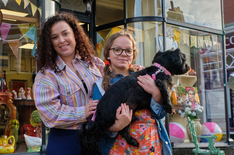 'My Mum Tracy Beaker' on CBBC