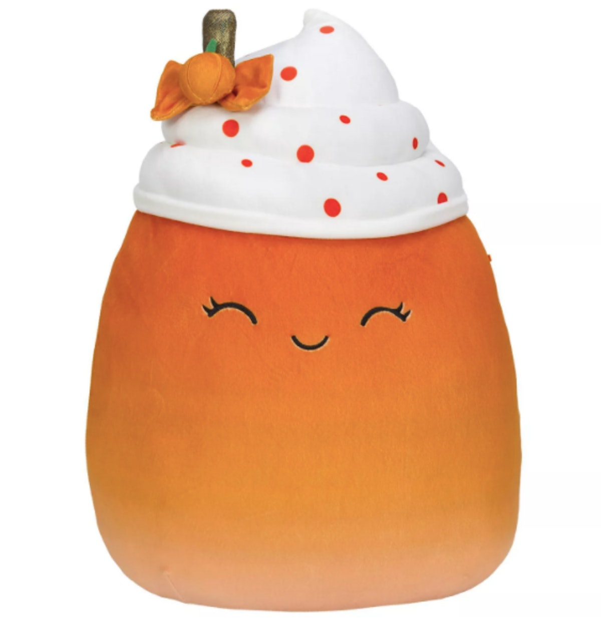These Squishmallows for Halloween 2021 include a pumpkin spice version.