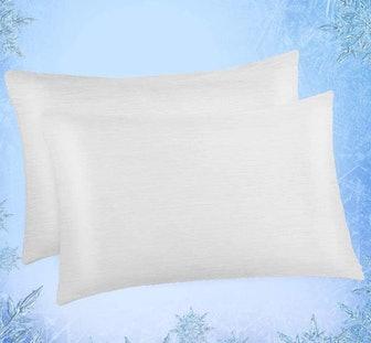 Elegear Cooling Pillowcases (2-Pack)