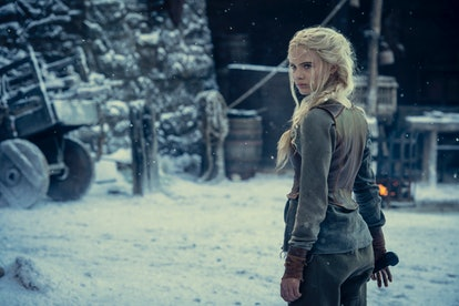 Ciri in 'The Witcher'