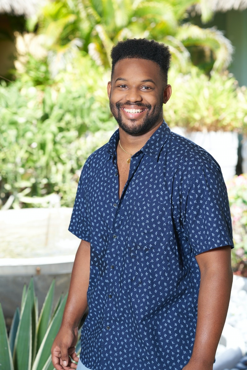 Tre Cooper from 'Bachelor in Paradise' revealed a photo of his Uncle Anthony
