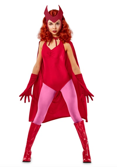Scarlet Witch Costume for Adults