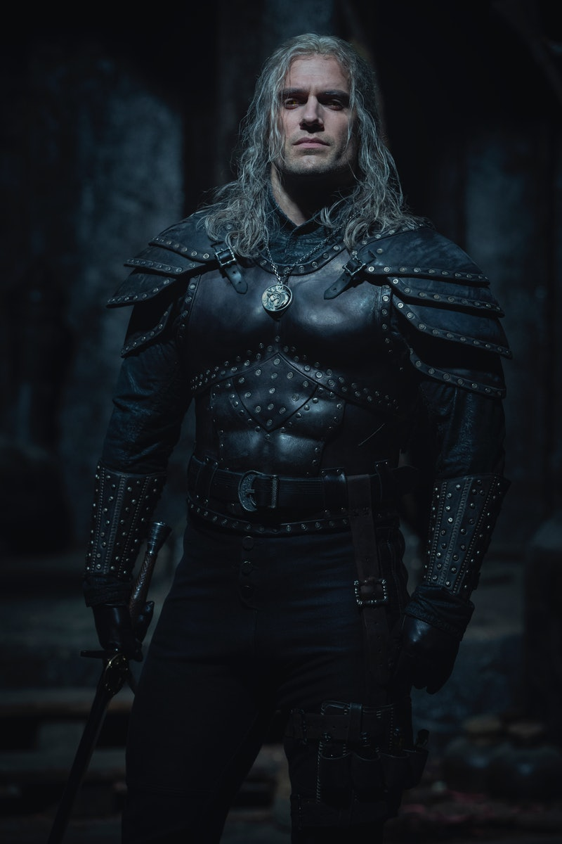 Henry Cavill as Geralt in Season 2 of 'The Witcher'