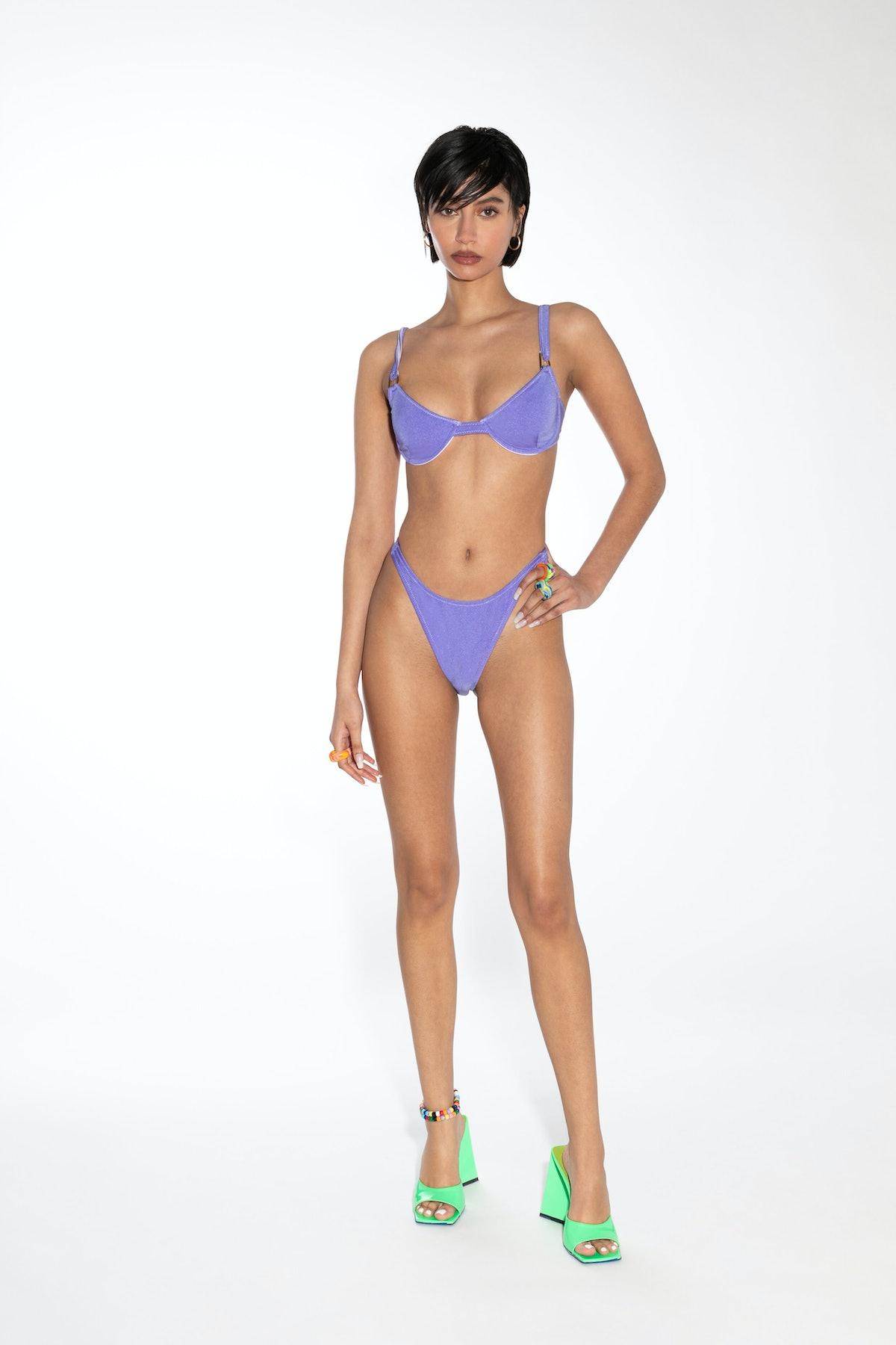 Dos Swim Paloma Top