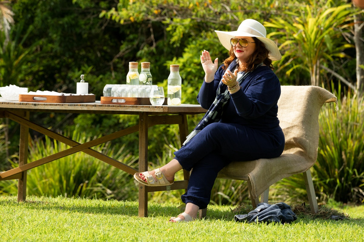 Melissa McCarthy as Frances in Hulu's 'Nine Perfect Strangers'