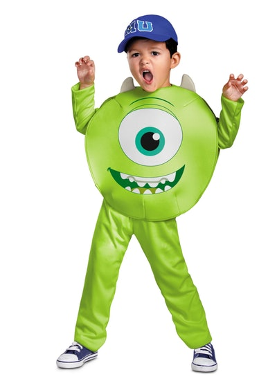 Mike Wazowski Costume for Toddlers