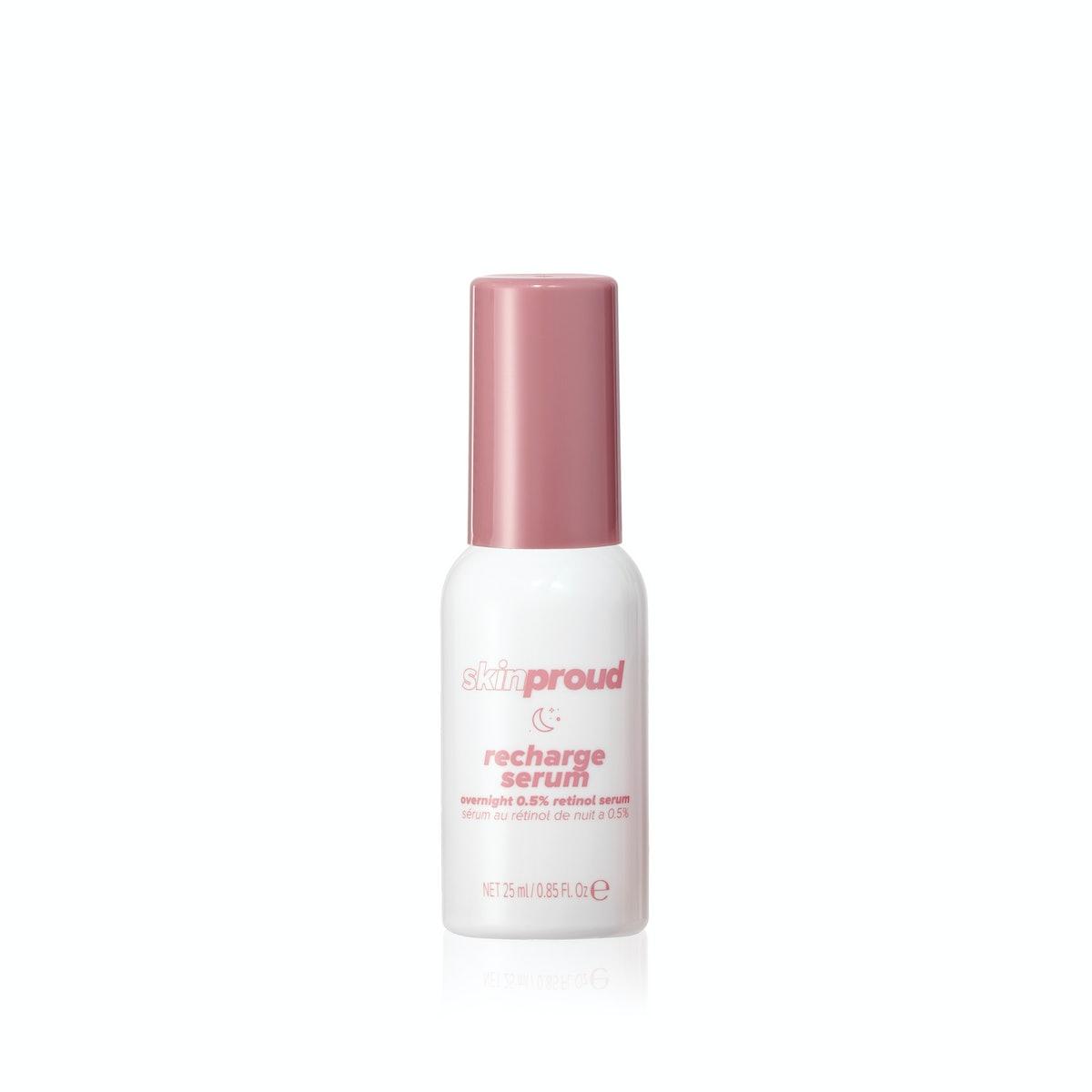 Skin Proud Recharge Serum, Overnight 0.5% Retinol Serum