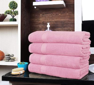 Utopia Towels Jumbo Bath Towels (2 Pack)