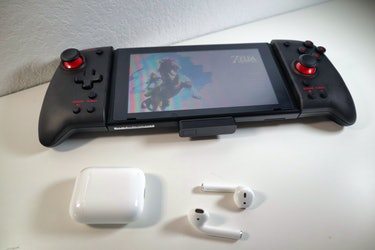 Bluetooth Adapter for Switch works with Apple Airpods