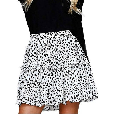 Alelly Ruffle Skirt