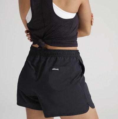 Women's Natural Run Short