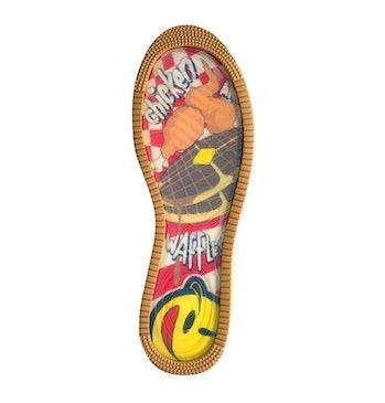 YUMS Chicken & Waffles sneaker