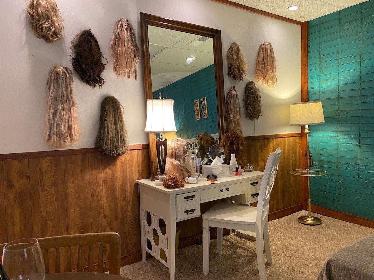 "The Lucky Rabbit in Mississippi has a 'Schitt's Creek'-inspired ""Roseburg Motel"" that include Moria'..."