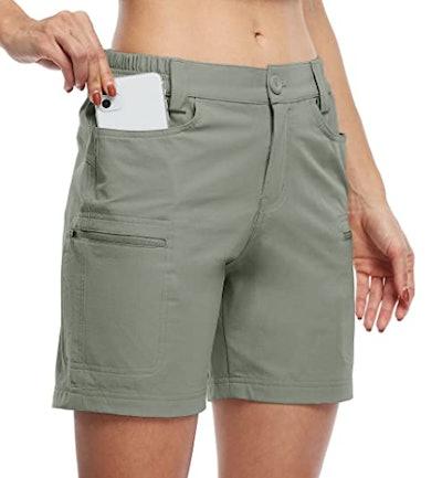 Willit Summer Cargo Shorts