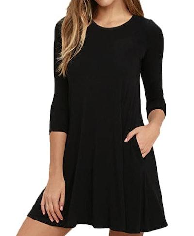 VIISHOW A-Line Dress