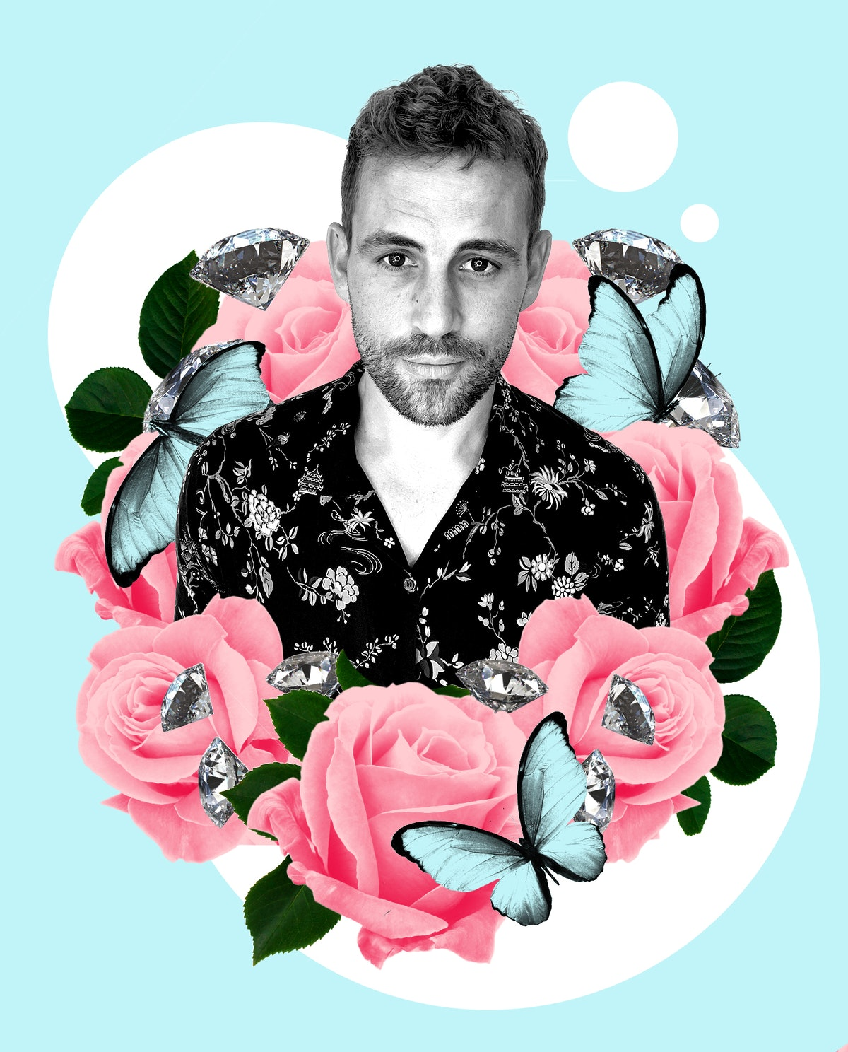 Nick Viall gives dating advice on his podcast, 'The Viall Files.'