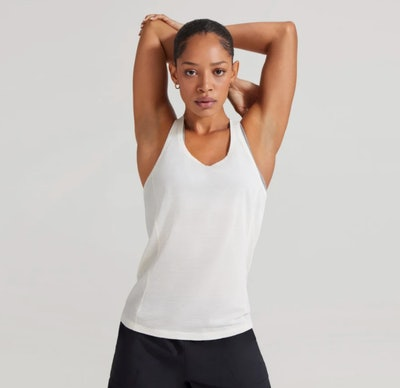 Women's Natural Run Tank