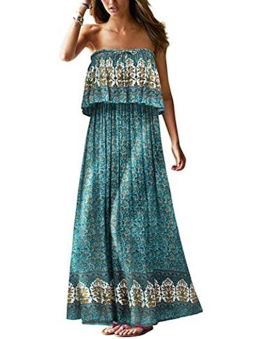 UIMLK Maxi Summer Dress