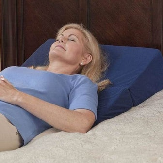 Drive Medical Folding Bed Wedge Pillow