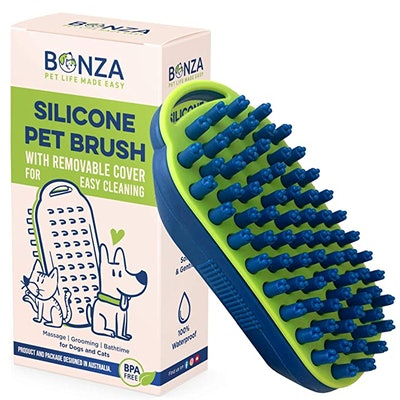 Bonza Cat and Dog Massage Brush