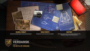 Warzone Vanguard event