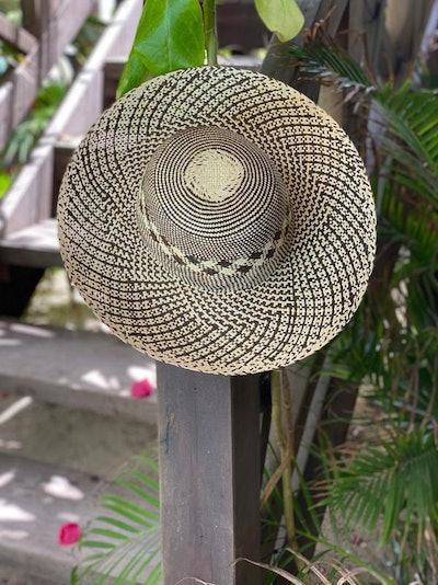 Round Top Palm Hat