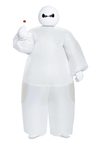 Baymax Inflatable Costume for Kids