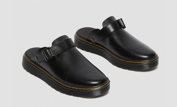 Dr. Martens Carlson Lusso leather mule