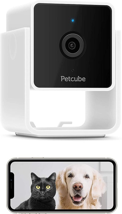Petcube Cam Pet Monitoring Camera with Built-in Vet Chat