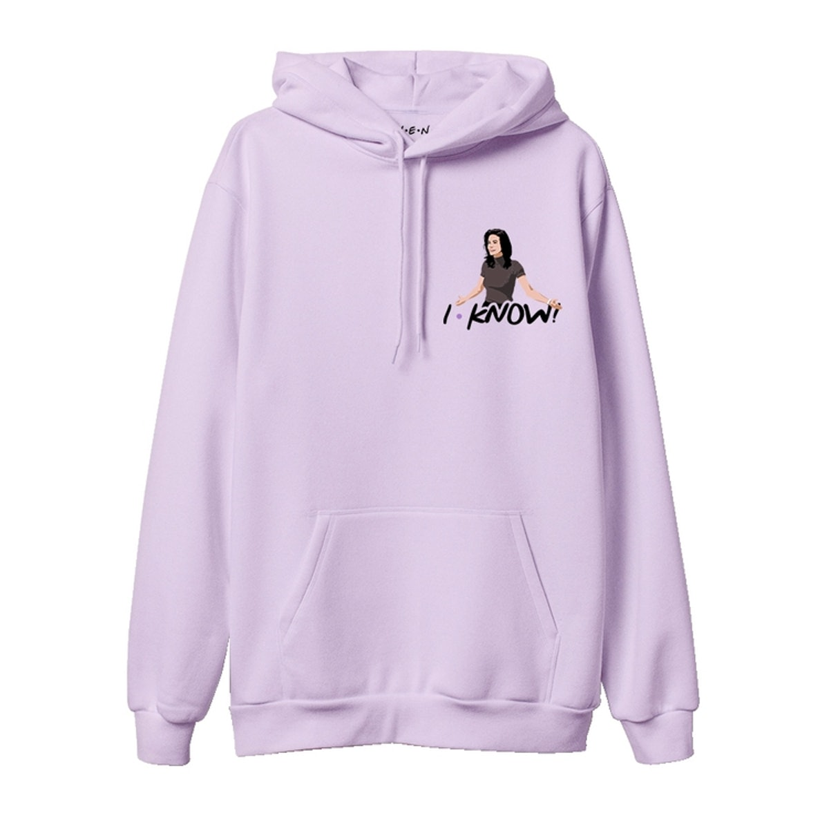 'Friends' Reunion Limited Edition Cast Collection I Know Hoodie