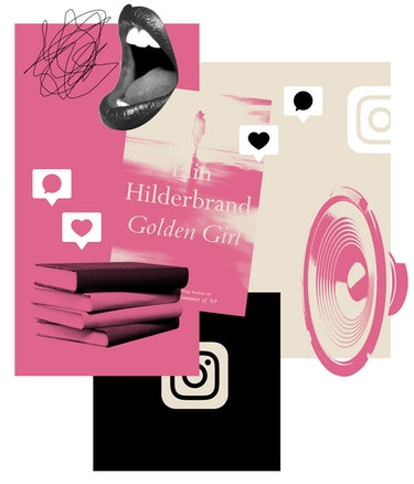 Elin Hilderbrand's 'Golden Girl' was at the center of a recent Bookstagram controversy.